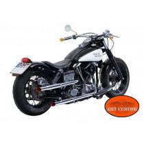 Universal Muffler Exhaust Slash Cut Harley mounting