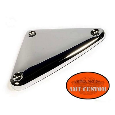 Sportster Chrome Ignition Module Cover XL883 and XL1200