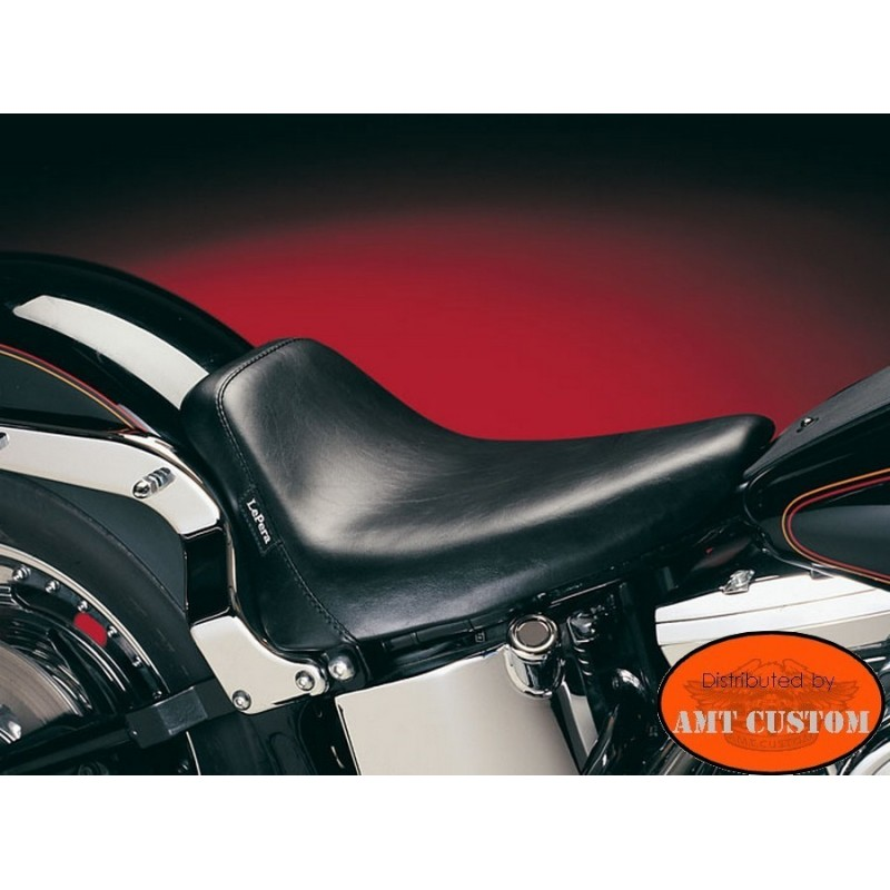 "Softail Solo Seat ""Bare Bones"" FLST FXST Harley Davidson Motorcycles"