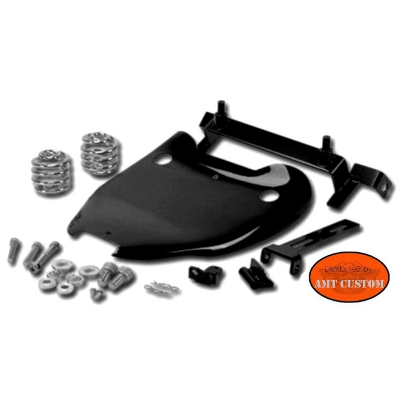 Softail Kit fixation selle solo Spring FL FX Harley de 1984 à 1999, Choppers, Bobbers