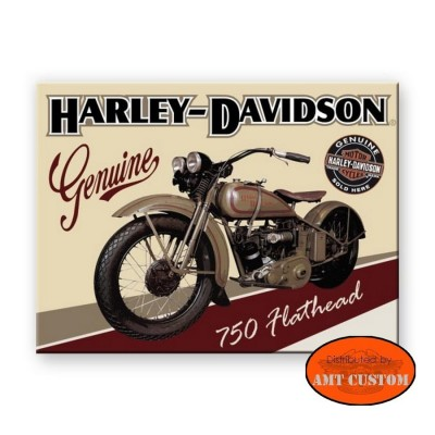 Magnets Harley Davidson moto custom chopper