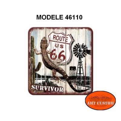 Sous-verre Route 66
