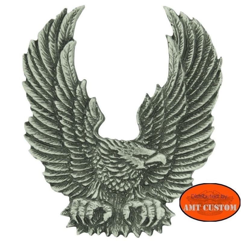 Eagle Harley pin biker custom