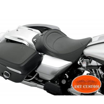 Road King et Street Glide Solo Seat Harley FLHR FLHX Touring