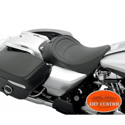 Road King et Street Glide selle Solo Harley FLHR FLHX Touring
