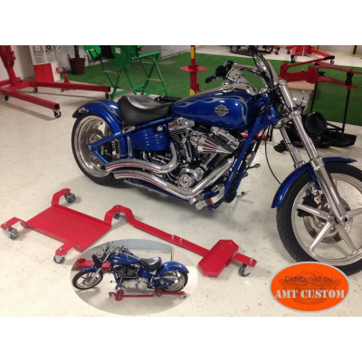 Easy Park wheeled platform Motorcycles custom
