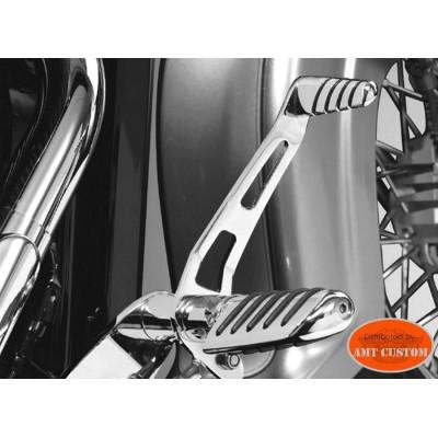 Sportster Kit commandes avancées chromes Harley XL 883 et 1200