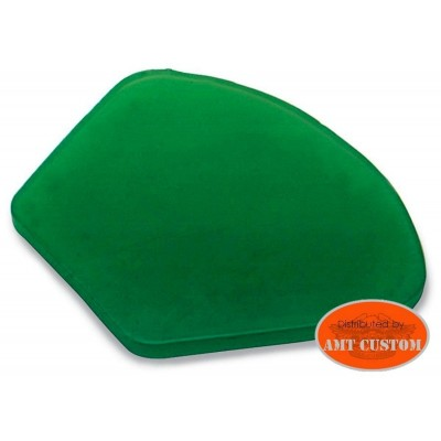 Gel silicone Tapis de selle passager gel confort pour moto