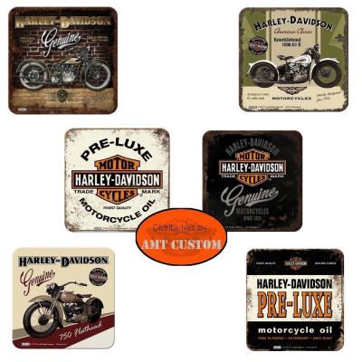 Sous-verre Harley Davidson