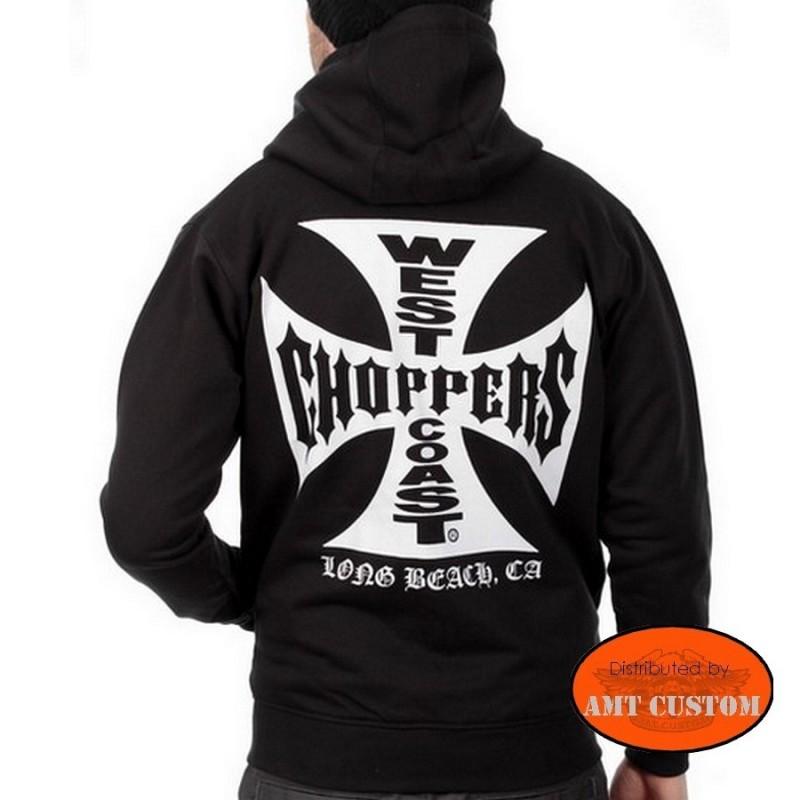 Hooded West Coast Chopper jacket Original