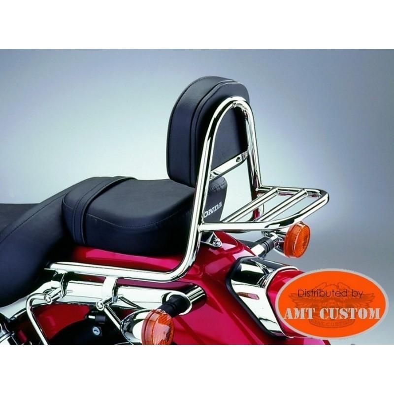 Honda Shadow Sissy Bar & Rack porte paquet VT125