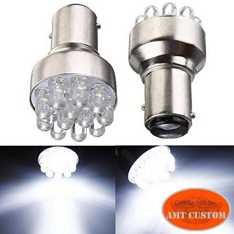 LED Tailllight Bulb any 1157 motorcycle custom