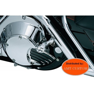 Touring Kit Mont passenger Footpegs for Harley FLT, FLHT, FLHR, FLTR, FLHX - Electra Glide, Road King