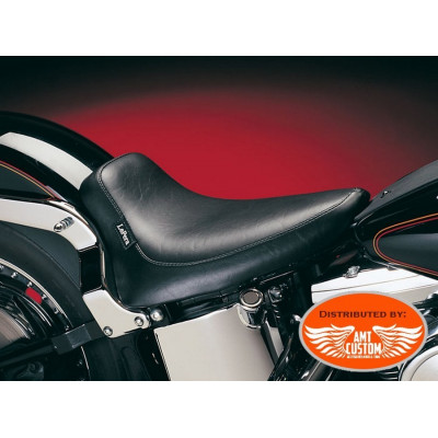 """Softail solo seat """"Silhouette"""" for Harley Davidson motorcycle"""