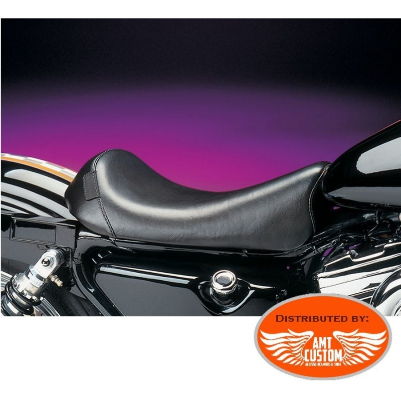 "Sportster solo seat ""Bare Bones"" Harley Davidson XL883 XL1200"