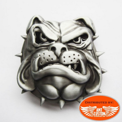 Boucle de Ceinture Bulldog.
