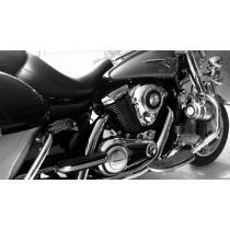 stickers decal skull chrome 3D motorcycles