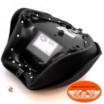 """Installation solo seat Softail Slim FLS et Blackline FXS """"Vintage"""" comfort Harley Davidson"""