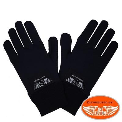 Sous gants thermiques hiver pour biker