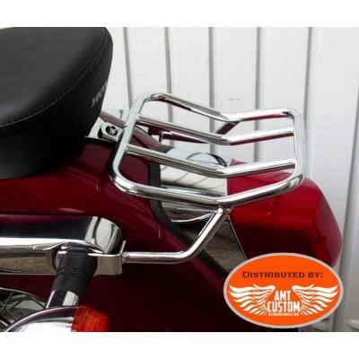 Honda VT125 Shadow Rerrack chrome