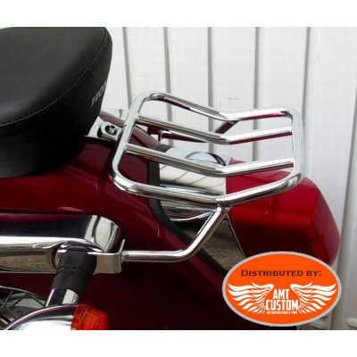 Honda VT125 Shadow Rack porte paquet chrome