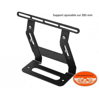 Kit support sacoches pour Harley Davidson