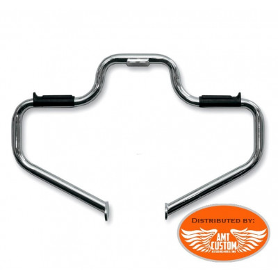 Sportster Pare-jambes pour commandes avancées XL883 XL1200 Forty Eight, Iron, Custom, Super Low, Seventy Two