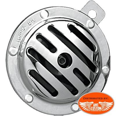 Horn Motorcycle 12V Universal chrome