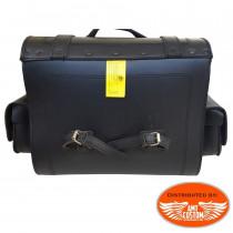 Extra Large Traveler Sissy bar &  pack Bag motorcycles, Trikes