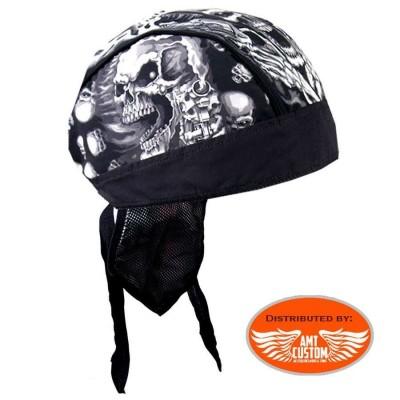 Zandana biker Skull Assassin