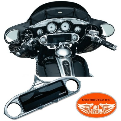 Stereo Accents for Harley FLH Electra Glide, Street Glide et Tri Glide