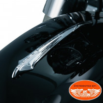 Embleme Garde boue ornement ornamemnt moto custom trike harley motard biker