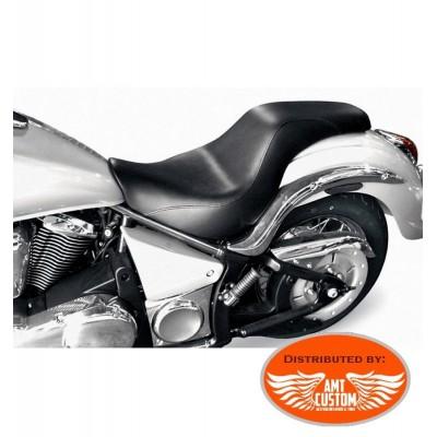 Kawasaki Selle Duo profilée pour VN900 Vulcan Classic