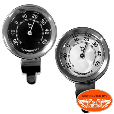 Thermometer Universal motorcycle handlebars