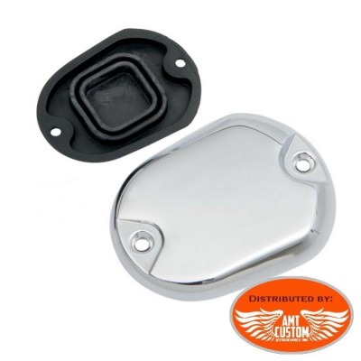 Sportster Cache maitre cylindre Chrome pour Harley Davidson Sportster de 2004 à aujourd'hui