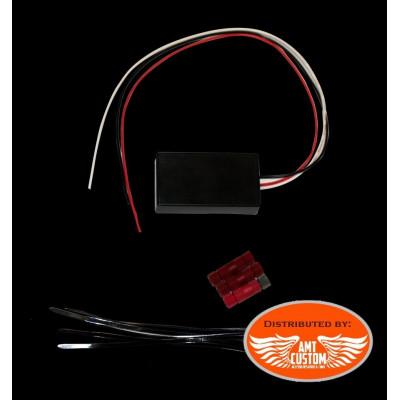 Centrale Flash Strobe clignotants Led et ampoules incandescentes