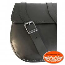 Sacoche de cadre Bras oscillant pour Dyna Harley Davidson details