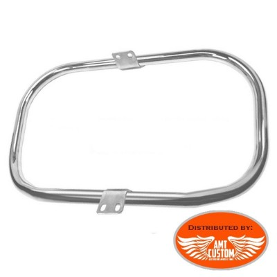 Sporster Chrome fat Bar For Sportster XL883 and XL1200