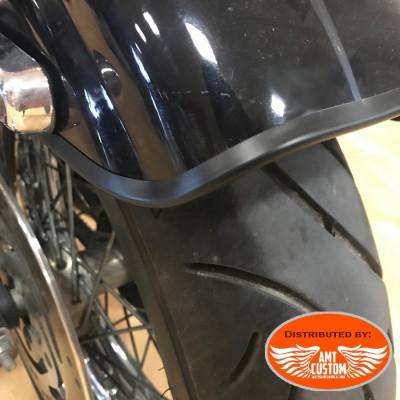 Black Ornament fender chrome motorcycles