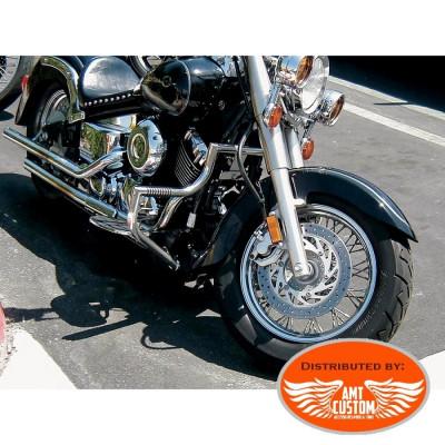 Yamaha DragStar V-Star XVS650 Pare-cylindre Design Linbar