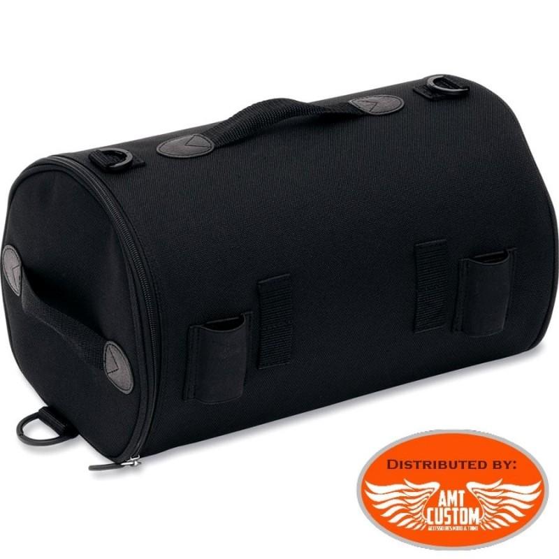 Roll Bag 13,9 litres for handlebars or sissy bar rack motorcycles