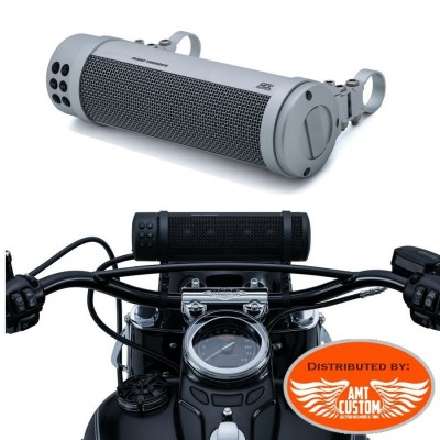 Barre son guidon 150w Bluetooth Smartphone Moto Custom Trike