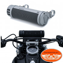 Barre son guidon 150w Bluetooth Smartphone Moto Custom Trike