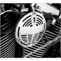 Klaxon Moto 12V - Réplique du Mythique Early Harley Horn