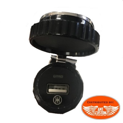Montre / Prise Guidon USB 12/5V GPS, Téléphone,...