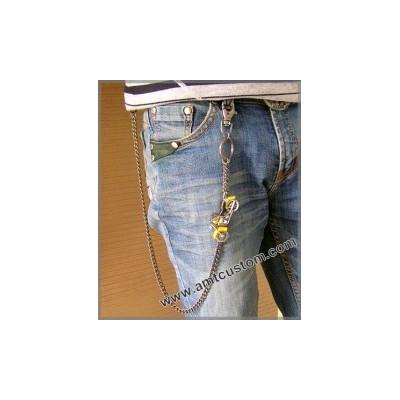 Chaine Portefeuille Biker et jeans Moto Custom