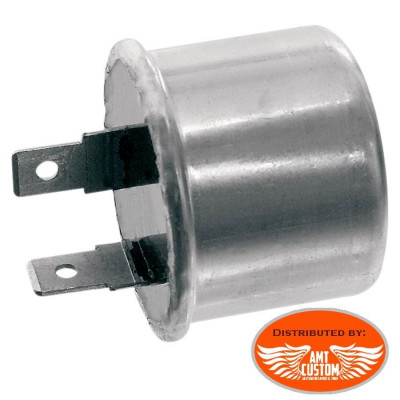 Flasher Relay 12V DC For Harley from 1965 to 1990