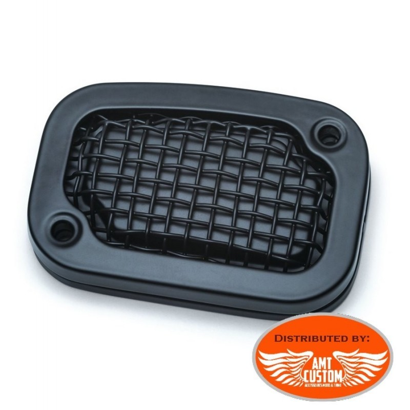 Softail break master cylinder covers Black Harley from 2015 - UP