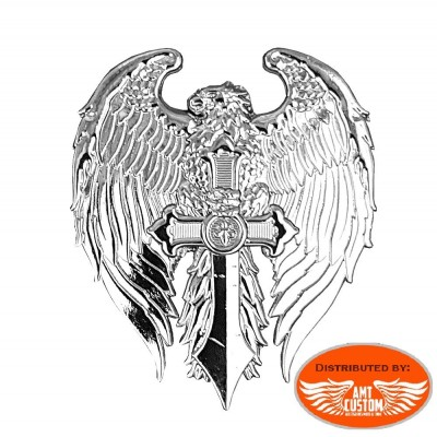 Sword Eagle biker pin's