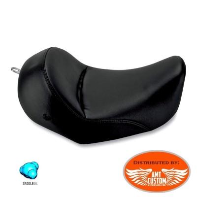 Dyna Solo Seat Gel Core confort  FXD, FLD, Switchback, Super Glide, Street Bob, Fat Bob, Low Rider, Wide Glide